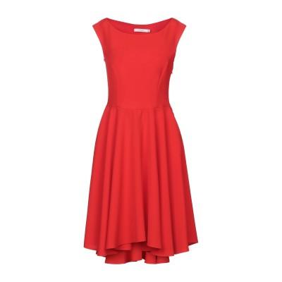PAPERLACE London ミニワンピース&ドレス レッド 12 ポリエステル 91% / ポリウレタン 9% ミニワンピース&ドレス