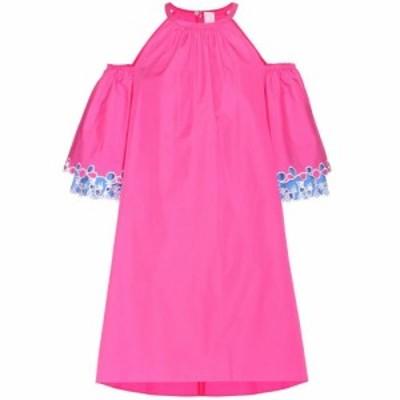 ピーター ピロット Peter Pilotto レディース ワンピース ワンピース・ドレス Cotton minidress Pink