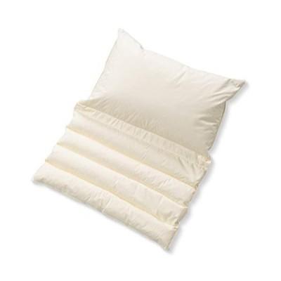 丸八真綿 マルハチプロ 折り重ね枕 ホテル仕様カバー2枚付 至福の眠り
