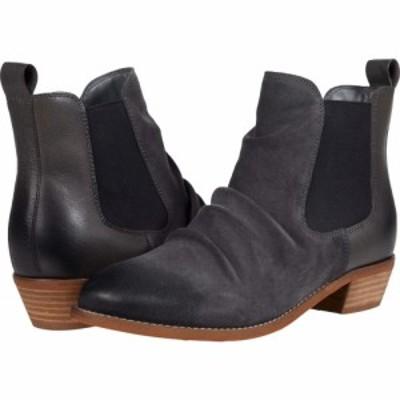 ソフトウォーク SoftWalk レディース ブーツ シューズ・靴 Rockford Charcoal Leather