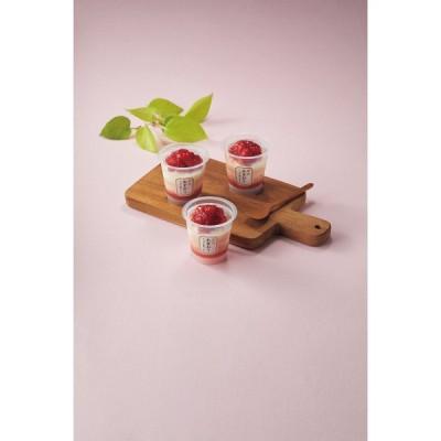 お歳暮 博多あまおう たっぷり苺のアイス(7個) 冬ギフト お祝い返し 内祝い