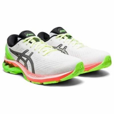 ASICS アシックス メンズ 男性用 シューズ 靴 スニーカー 運動靴 GEL-Kayano(R) 27 White/Pure Silver【送料無料】