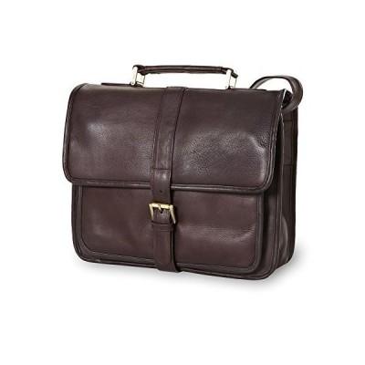Vachetta Professional School Leather Briefcase Color: Caf〓【並行輸入品】