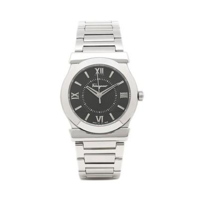 (Salvatore Ferragamo/サルヴァトーレ フェラガモ)フェラガモ 腕時計 レディース Salvatore Ferragamo FI0940015 ブラック シルバー/レディース その他