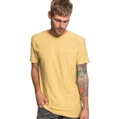 アウトレット価格 【30%OFF】クイックシルバー QUIKSILVER  Tシャツ KEN TIN Design Knit