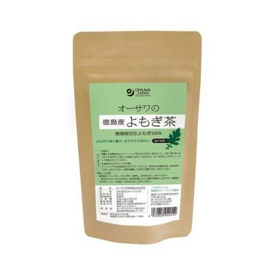 オーサワの徳島産よもぎ茶 40g(2g×20包) 【オーサワジャパン】
