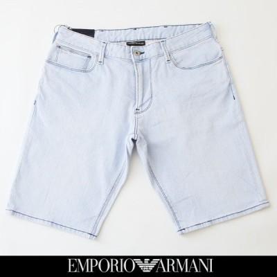 EMPORIO ARMANI(エンポリオ・アルマーニ)ショートパンツ ブリーチ 3G1PA6 1D4DZ