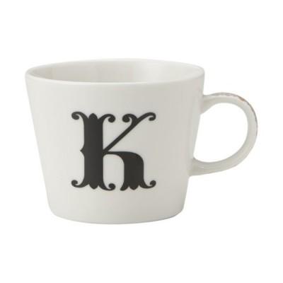 東欧風 アルファベット マグ (K専用BOX入り) K