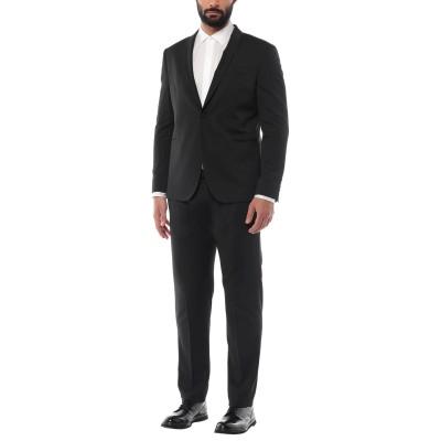 FUTURO スーツ ブラック 54 ポリエステル 100% スーツ