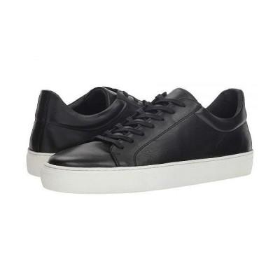 Supply Lab サプライラボ メンズ 男性用 シューズ 靴 スニーカー 運動靴 Damian - Black Leather