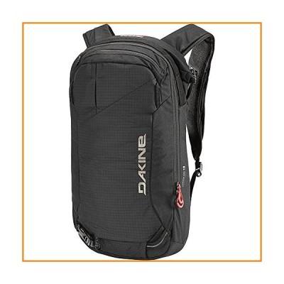 Dakine Men's Poacher Ras 18L Backpack, Black, One Size【並行輸入品】