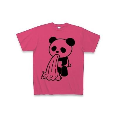 マーパンダ Tシャツ(ホットピンク)