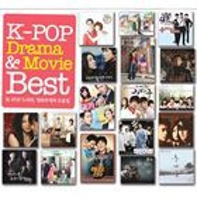 輸入盤 O.S.T. / K-POP DRAMA & MOVIE BEST [3CD]