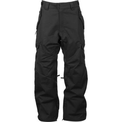 シックス エイト シックス 686 メンズ スキー・スノーボード カーゴ ボトムス・パンツ Defender Cargo Snowboard Pants Black Wash Print