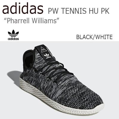 adidas Pharrell Williams Tennis Hu アディダス ファレル テニス ブラック CQ2630