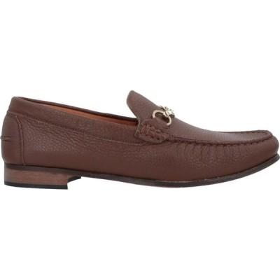 リバプール LIVERPOOL メンズ ローファー シューズ・靴 loafers Brown