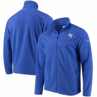 Columbia コロンビア スポーツ用品  Columbia Air Force Falcons Royal Flanker Full Zip Fleece Jacket