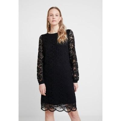 エスオリバー ワンピース レディース トップス Cocktail dress / Party dress - black