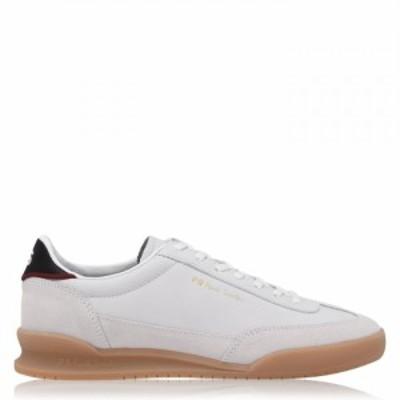 ポールスミス PS Paul Smith メンズ スニーカー シューズ・靴 Ps Paul Smith Dover Trainers White