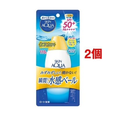 スキンアクア スーパーモイスチャージェル ( 110g*2個セット )/ スキンアクア