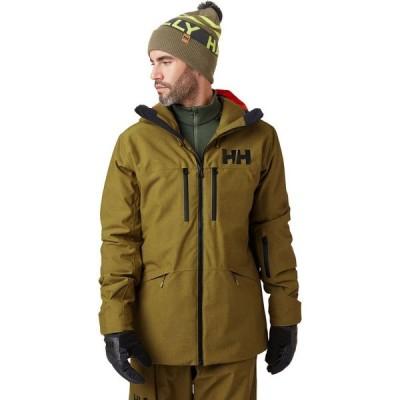 ヘリーハンセン Helly Hansen メンズ スキー・スノーボード ジャケット アウター Garibaldi 2.0 Jacket Uniform Green