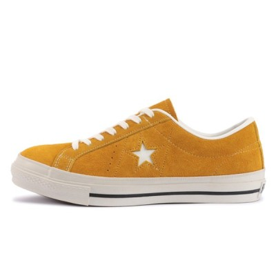 CONVERSE ONE STAR J SUEDE 【MADE IN JAPAN】【日本製】 コンバース ワンスター J スエード GOLD 35200190