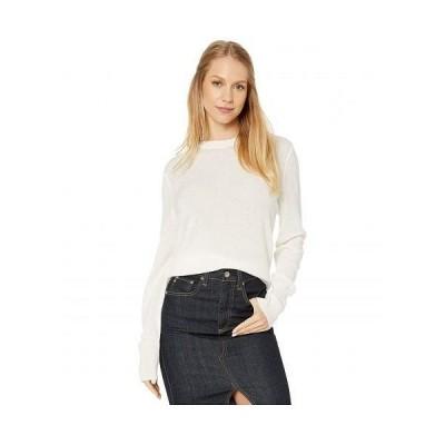 EQUIPMENT イクイップメント レディース 女性用 ファッション セーター Sanni Crew - Nature White