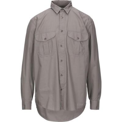 フィルソン FILSON メンズ シャツ トップス solid color shirt Khaki