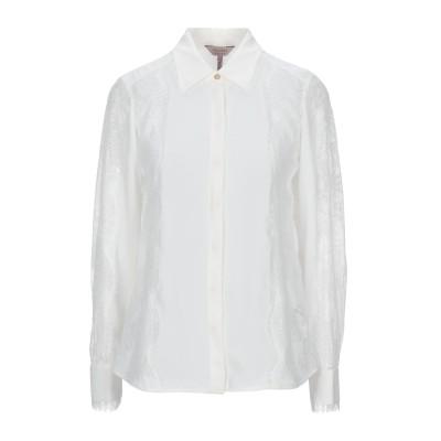 レベッカ・テイラー REBECCA TAYLOR シャツ アイボリー 4 シルク 100% / ナイロン / レーヨン シャツ