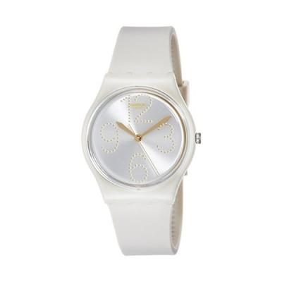 スウォッチ Swatch Women's Digital Quartz Watch with Silicone Strap GT107 並行輸入品