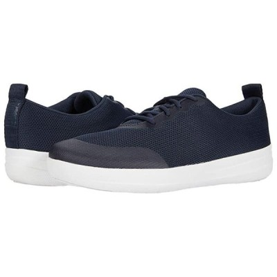 FitFlop F-Sporty Ombre レディース スニーカー Midnight Navy