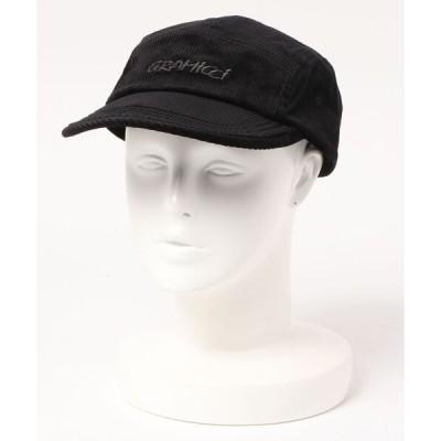 帽子 キャップ 【63】【GRAMICCI】CORDUROY JET CAP