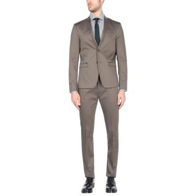 パトリツィア ペペ PATRIZIA PEPE スーツ カーキ 46 コットン 96% / ポリウレタン 4% スーツ