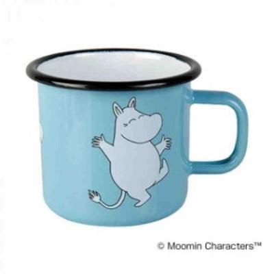 MOOMIN(ムーミン) ムーミンマグ スモール ムーミン ブルー MRA060025