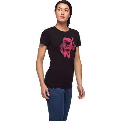 ブラックダイヤモンド レディース Tシャツ トップス Black Diamond Women's Spaceshot Tee