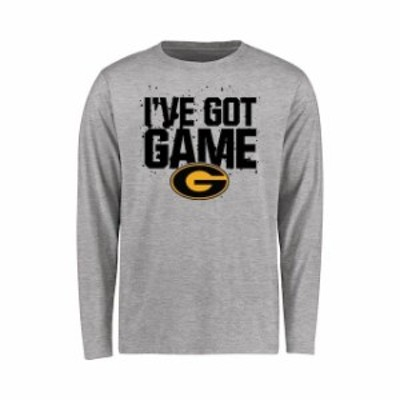 Fanatics Branded ファナティクス ブランド スポーツ用品  Grambling Tigers Youth Ash Got Game Long Sleeve T-Shirt