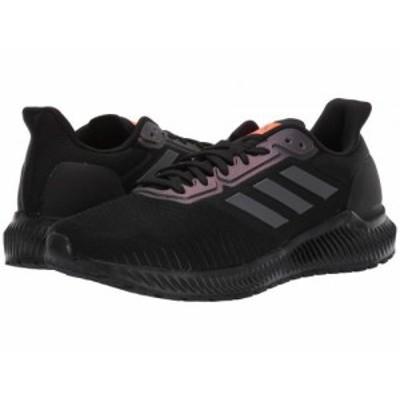 adidas Running アディダス メンズ 男性用 シューズ 靴 スニーカー 運動靴 Solar Ride Core Black/Grey Six/Solar Orange【送料無料】
