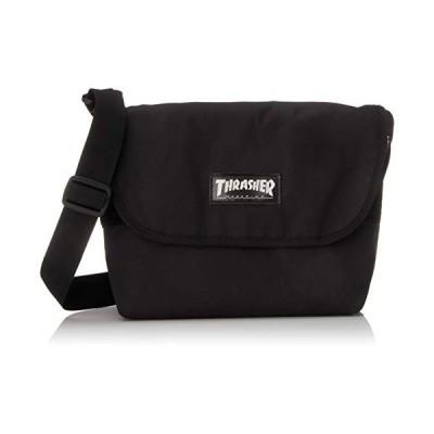 スラッシャー ユニセックス ショルダーバッグ (フラップカバー) THR-106 / Flap Shoulder Bag 斜め掛け おしゃれ