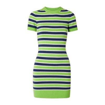 JOOSTRICOT チューブドレス ファッション  レディースファッション  ドレス、ブライダル  パーティドレス グリーン