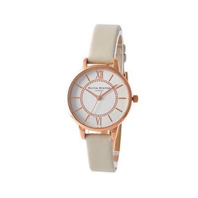 オリビアバートン OLIVIA BURTON 腕時計 OB16WD65 レディース レザーベルト [並行輸入品]