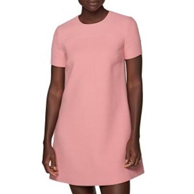 スイスタジオ レディース ワンピース トップス Breeze Wool Dress PINK