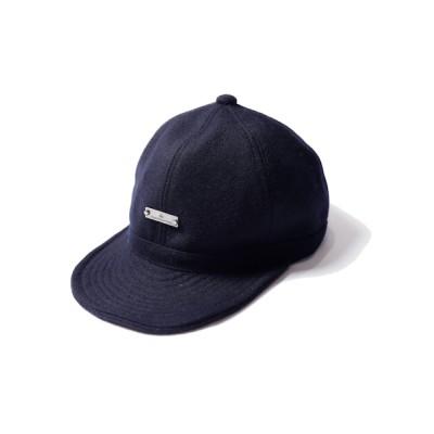 VIZ STORE / WOOL MEMORY CAP MEN 帽子 > キャップ