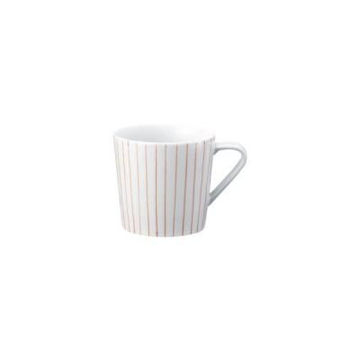 マグカップ 西海陶器 エッセンス es mug マグ ストライプ RD 19580