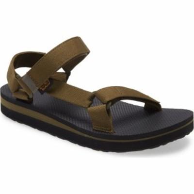 テバ TEVA メンズ サンダル シューズ・靴 Universal Sandal Dark Olive