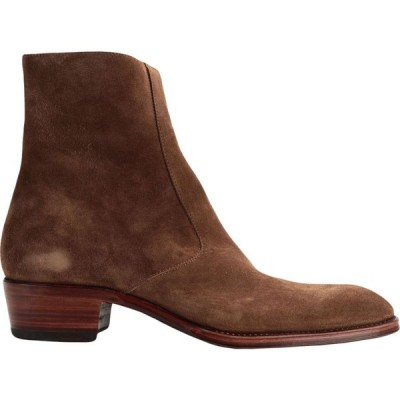 エルヴェ HERVE' メンズ ブーツ シューズ・靴 germ boots Brown