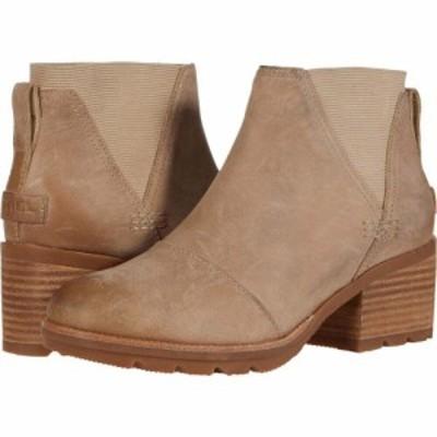 ソレル SOREL レディース ブーツ シューズ・靴 Cate Chelsea Sandy Tan