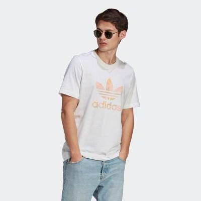 セール価格 返品可 アディダス公式 ウェア・服 トップス adidas カモ トレフォイル半袖Tシャツ 半袖