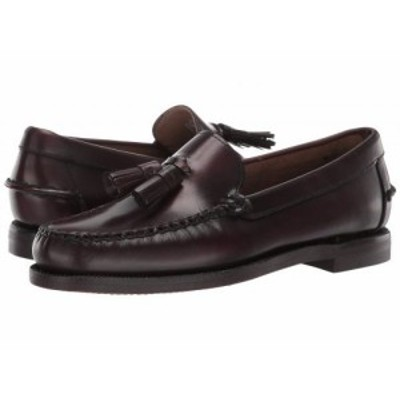 Sebago セバゴ レディース 女性用 シューズ 靴 ローファー ボートシューズ Classic Will Brown/Burgundy【送料無料】