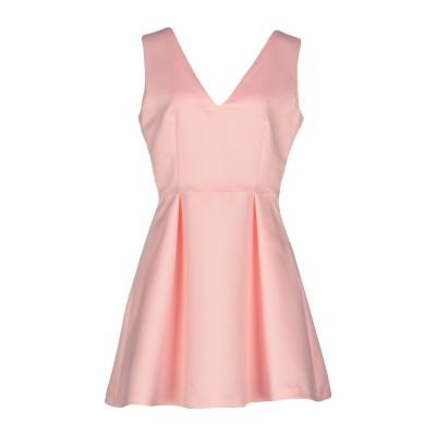 ピンコ PINKO ミニワンピース&ドレス ピンク 46 ポリエステル 100% ミニワンピース&ドレス