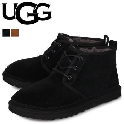 アグ UGG ブーツ ショートブーツ ニューメル メンズ NEUMEL ブラック ブラウン 黒 3236